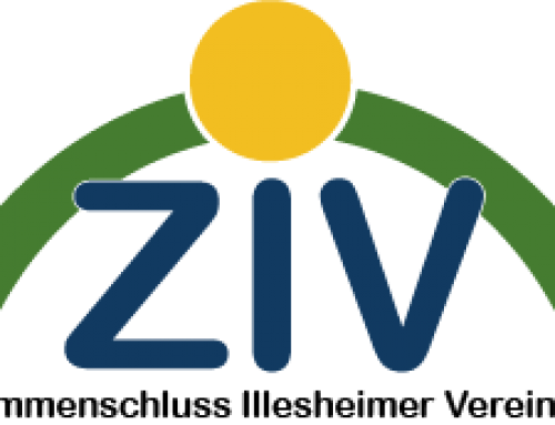 Ein neues ZIV Logo